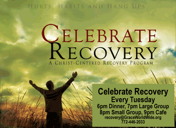 Celebrate Recovery @ Grace Church | Port St. Lucie | Florida | United States