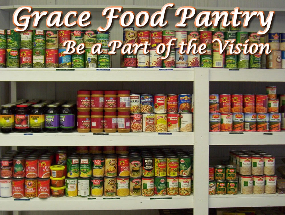 The Grace Food Pantry @ City Church | Port St. Lucie | Florida | United States