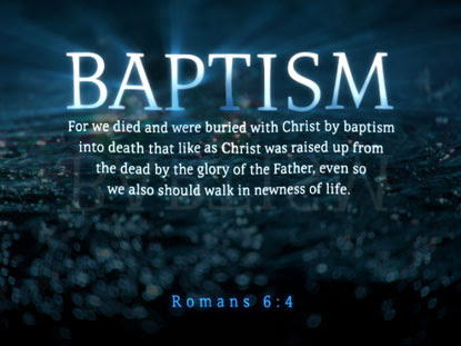 Baptism @ Grace Church   Port St. Lucie   Florida   United States