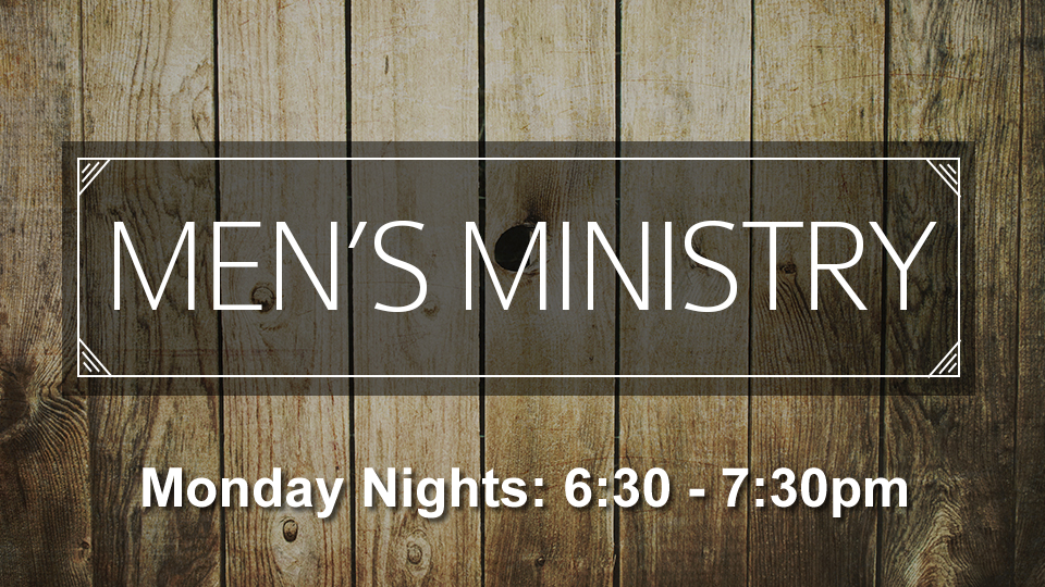Men's Ministry @ Grace Church | Port St. Lucie | Florida | United States