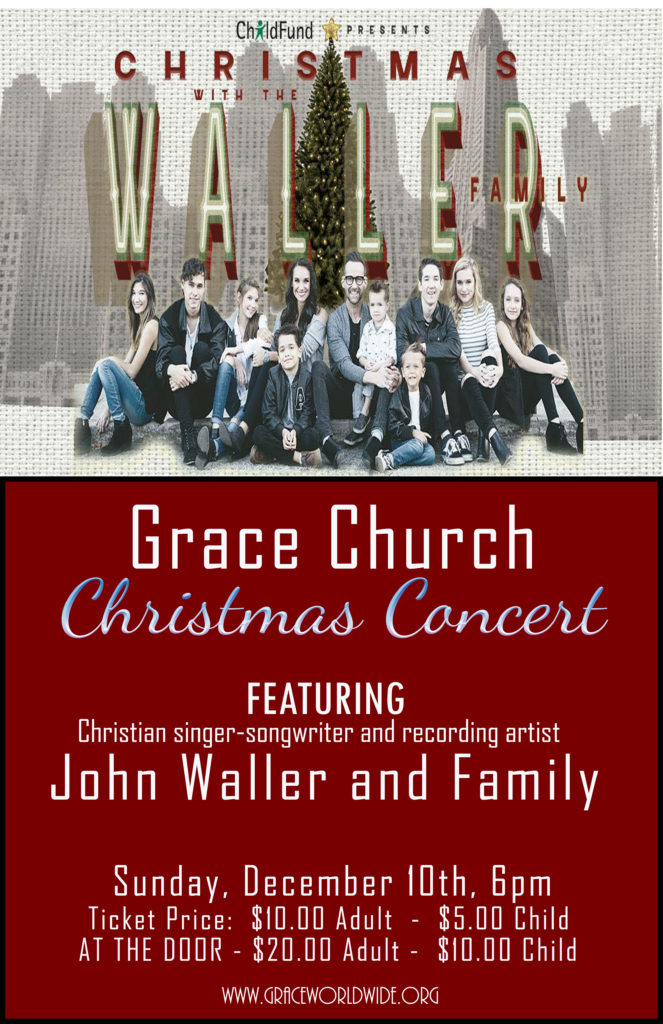 2017 Christmas Concert @ Grace Church | Port St. Lucie | Florida | United States